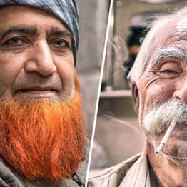 Photographer Spends Four Years Capturing Guys With Better Beards Than Us
