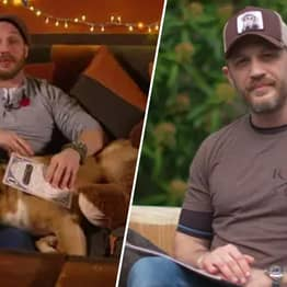 Tom Hardy's New CBeebies Bedtime Stories Is Here