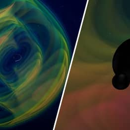 Black Hole Collision Is Unlike Anything We've Ever Seen Before