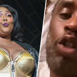 Diddy Explains Why He Interrupted Lizzo's Twerking On His Live Dance-A-Thon