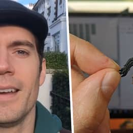 Henry Cavill Has Been Painting Warhammer Miniatures During Quarantine