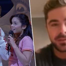 People Are Furious With Zac Efron For Not Singing During High School Musical Reunion