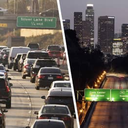 Los Angeles Has Cleanest Air In Decades Thanks To Quarantine