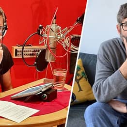 Louis Theroux Launches His First Podcast From Quarantine