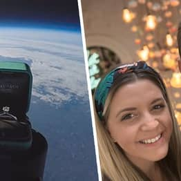 Bedfordshire Man Sends Engagement Ring Into Space To Propose To His Childhood Sweetheart