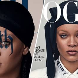 Rihanna Just Made History With Her Latest Vogue Cover