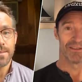 Ryan Reynolds Calls Hugh Jackman An Asshole As They Put An End To Their Feud