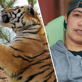 People Have Been Misgendering Saff From Tiger King Since Netflix Release