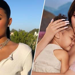 Kylie Jenner Replies To Troll Who Said She Looked Better Before She Had Stormi