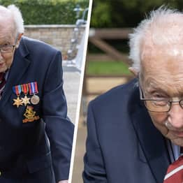 Army Veteran Raises More Than £1.4 Million For NHS With His 100th Birthday Walk