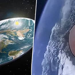 Flat Earthers Mocked After SpaceX Launch Proves The Earth Is Round