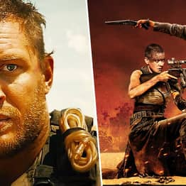 Tom Hardy Says He Was 'In Over His Head' Filming Mad Max: Fury Road