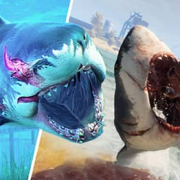 Grand Theft Auto-Style Open World Shark Game Maneater Is A Jaw-Dropping Eat 'Em Up