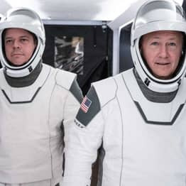 Humans To Launch Into Space From America For First Time In Nine Years