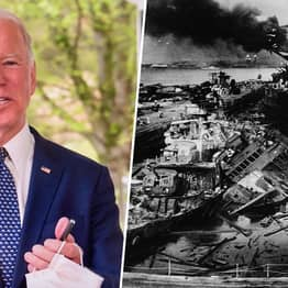 Joe Biden Appears To Confuse Pearl Harbor And D-Day On-Air