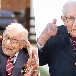Captain Tom Moore To Be Knighted For Raising £33 Million For NHS