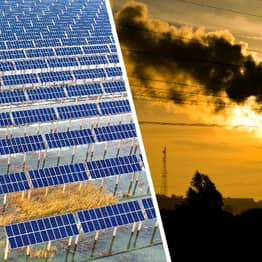 America Uses More Renewable Energy Than Coal For First Time This Century