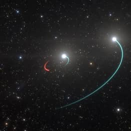 New Black Hole Discovered Closer Than Any Other To Earth