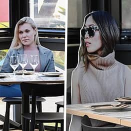 Restaurant Owner Introduces 'Cardboard Customers' To Make Social Distancing A Bit More Fun In Australia