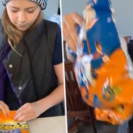 13-Year-Old Genius Shares Hack For Closing Crisp Packets Correctly