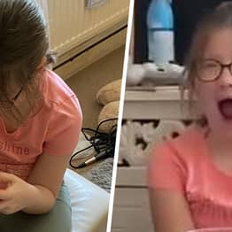 Dad Tricks Daughters Into Thinking They'll Have To Go School On Weekends After Isolation Ends
