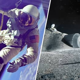 European Space Agency Wants To Make Moon Bases Out Of Astronaut Pee