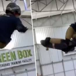 11-Year-Old Skateboarder Becomes First Person To Land 1080 On Vertical Ramp