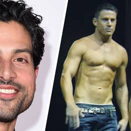 Adam Rodriguez Wants To Do Magic Mike XXX With Dad Bods