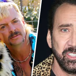 Nicolas Cage Will Play Tiger King's Joe Exotic In New Scripted TV Series