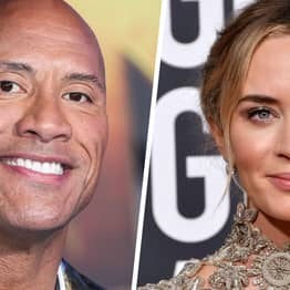 Netflix In Talks To Pick Up New Superhero Movie Starring Dwayne Johnson And Emily Blunt