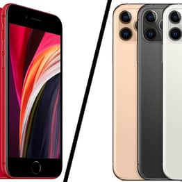 How To Choose Between The iPhone SE 2020 And The iPhone 11 Pro