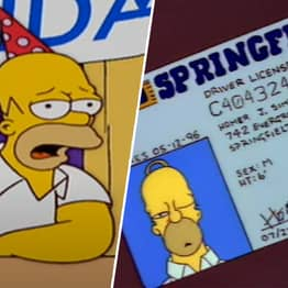 Homer Simpson Is 64 Years Old Today