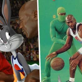 Space Jam Episode Of The Last Dance Finally Drops On Netflix