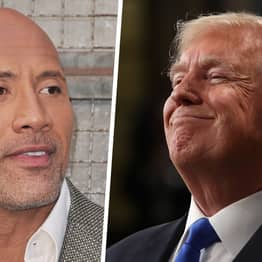 The Rock Is Third-Most Popular Presidential Candidate After Biden And Trump