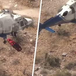 Arizona Woman Who Spun 174 Times In Stretcher Under Helicopter Sues City Of Phoenix