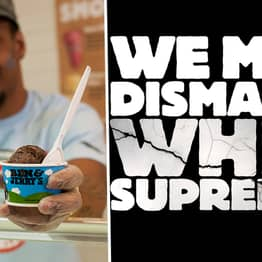 Ben & Jerry's Call To Dismantle White Supremacy In Compelling Black Lives Matter Statement