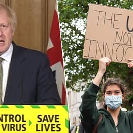 Boris Johnson Doesn't Think The UK Is A Racist Country