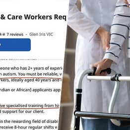 Care Home Job Says 'Dark-Skinned' Indian Or African People Should Not Apply