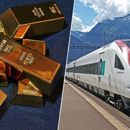 Officials Hunt Owner Of £152,000 Worth Of Gold Left On A Train In Switzerland