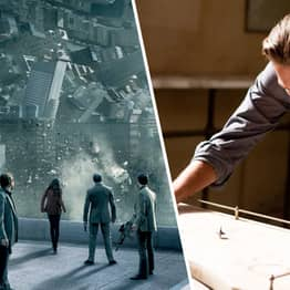 Inception Is Available To Stream On Netflix From Today