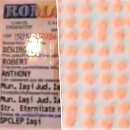 Romanian Man Who Used Robert De Niro ID In Fraud Caught With 1,300 Ecstasy Pills