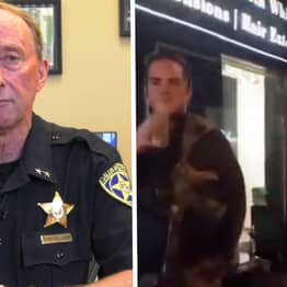 Officials Respond To Video Showing Oregon Police Officer Advising Armed White Men How To Avoid Arrest