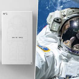 NASA Developed A Perfume That Smells Like Space So Astronauts Won't Be Surprised By Odour