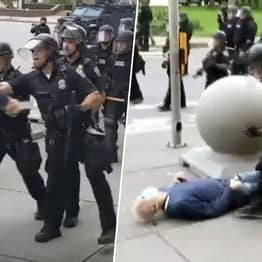 Elderly Protester Pushed By Cops, Martin Gugino, Isn't Safe To Go Home As He's Getting Death Threats