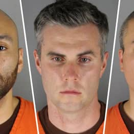 Mugshots Released Of All Four Police Officers Charged Over George Floyd's Death