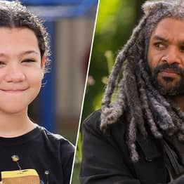 Walking Dead Actor Introduces His 11-Year-Old Trans Son To Fans With Powerful Message
