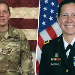 A Woman Will Head US Army Reserve For First Time In History
