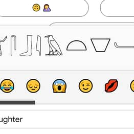 Insult Your Friends In Ancient Egyptian With Google's Hieroglyphics Translator
