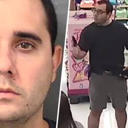 Florida Man Arrested After Pulling A Gun In A Walmart During Mask Dispute