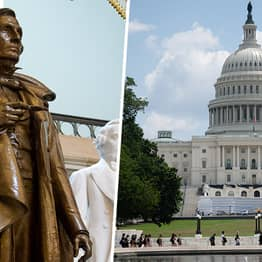 House Of Representatives Votes To Remove All Confederate Statues From US Capitol